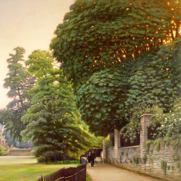 Dimanche à Oxford