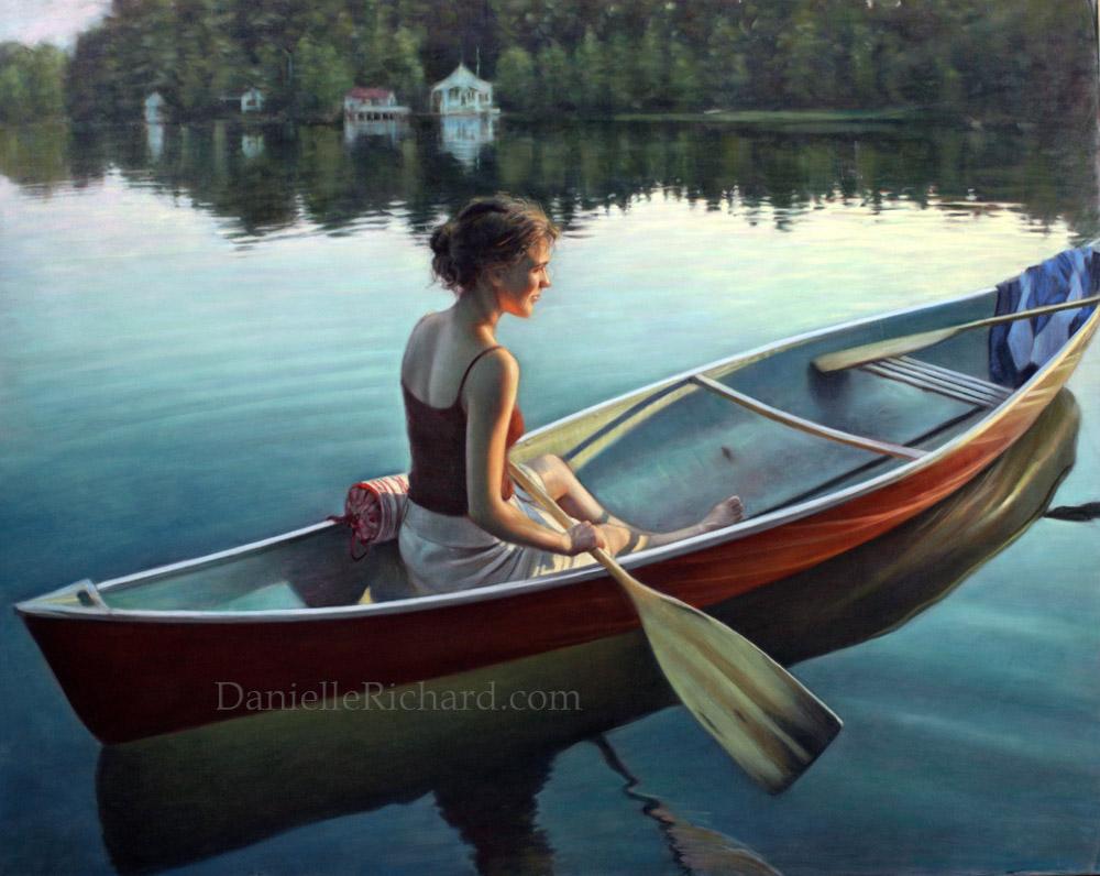 Le lac initiatique